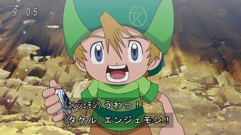 デジモンアドベンチャー: 28話 感想 006