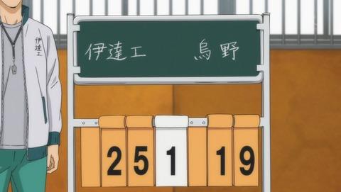 ハイキュー!! 4期 7話 感想 0118