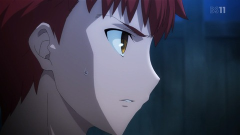 Fate stay night UBW 7話 感想 00