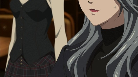 PERSONA5 the Animation 1話 感想 202