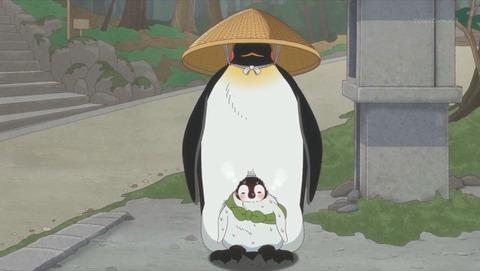 【おこしやす、ちとせちゃん】第23話 感想 先代ペンギンとご対面