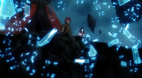 神撃のバハムート GENESIS 11話 感想 19