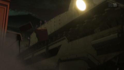 天狼 Sirius the Jaeger 7話 感想 21