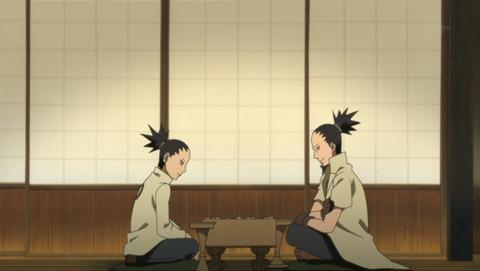 【BORUTO -ボルト-】第43話 感想 奈良家といえば将棋