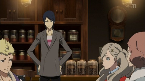 PERSONA5 the Animation 1話 感想 053