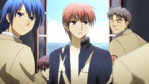 Angel Beats! 1話 感想 027