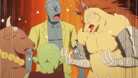 魔王城でおやすみ 9話 感想 0064