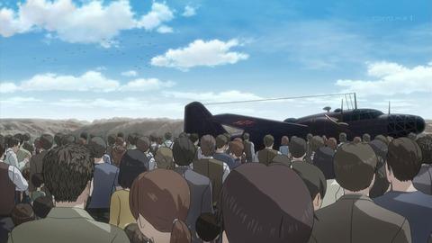 荒野のコトブキ飛行隊 9話 感想 057