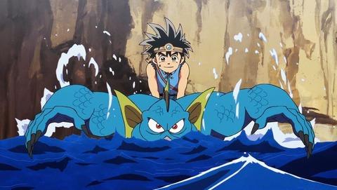 ドラゴンクエスト ダイの大冒険 1話 感想 0061