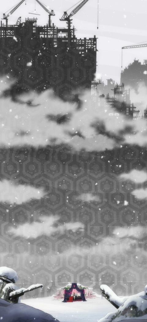 ユリ熊嵐 9話 感想 781_stitch