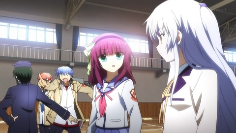 Angel Beats! 13話 感想
