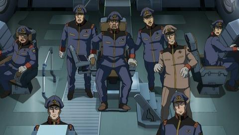 機動戦士ガンダム THE ORIGIN 13話 最終回 感想 3