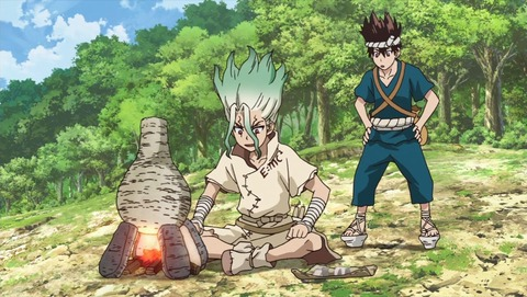 Dr.STONE 7話 感想 0190