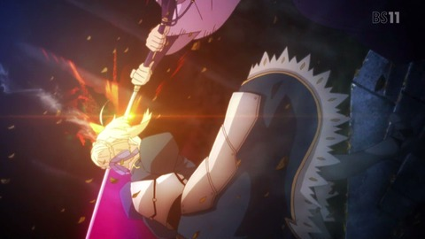 Fate stay night UBW 7話 感想 080