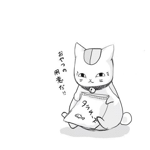 夏目友人帳 5期 7話 感想 vA