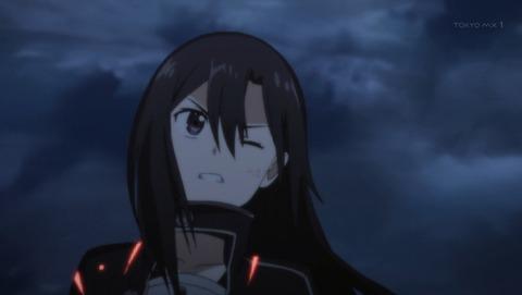 SAO 13話 感想 ソードアート・オンライン 083