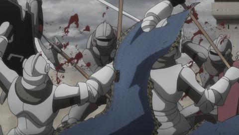 ユリシーズ ジャンヌ・ダルクと錬金の騎士 7話 感想 0499