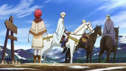 赤髪の白雪姫 5話 感想 515