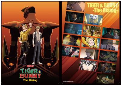 物販 劇場版 TIGER&BUNNY  Rising グッズ タイバニ 1