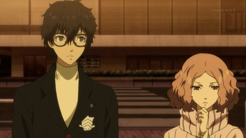 PERSONA5 the Animation 24話 感想 013