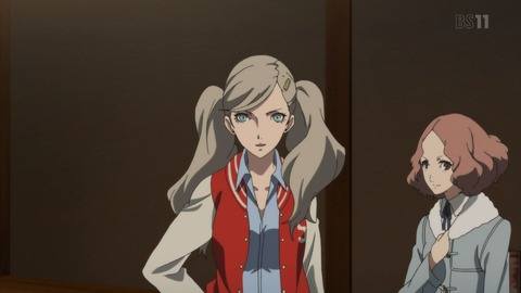 PERSONA5 the Animation 1話 感想 070