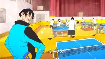ピンポン アクマ  スマイル 卓球 辞め 5
