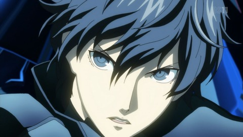 PERSONA5 the Animation 1話 感想 505