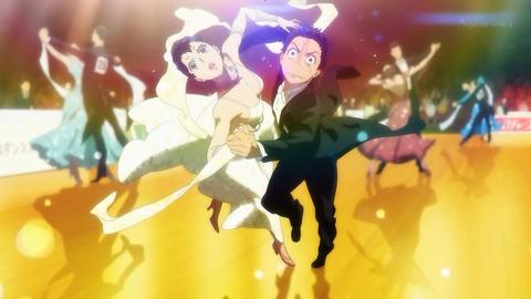 【ボールルームへようこそ】第3話 感想 生まれたての子鹿、日本一決定戦に出場する