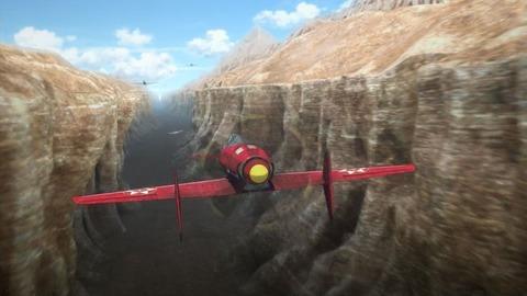 荒野のコトブキ飛行隊 11話 感想 210