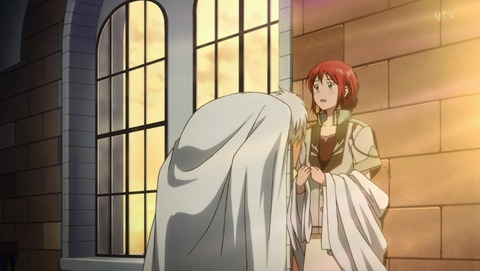 赤髪の白雪姫 11話 感想 166