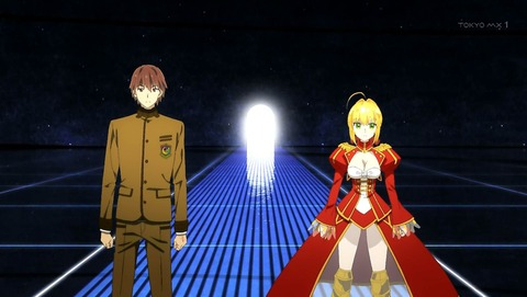 Fate/EXTRA Last_Encore 10話 感想 406