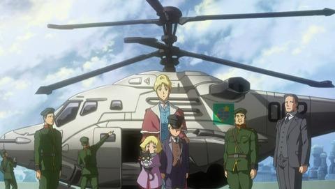機動戦士ガンダム THE ORIGIN 2話 感想 18