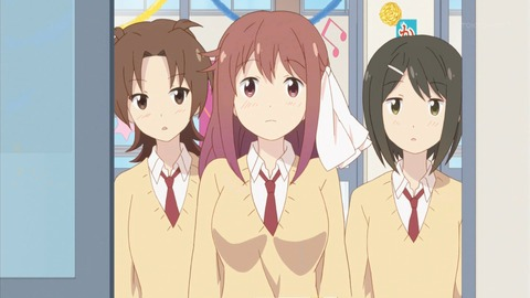 桜trick 6話 感想 2980