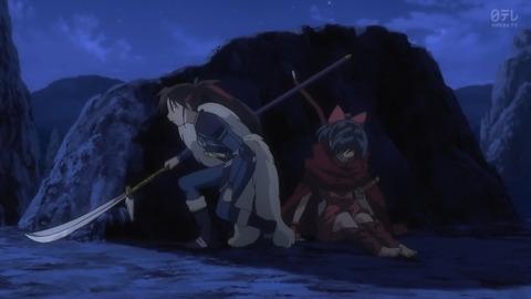 半妖の夜叉姫 8話 感想 015