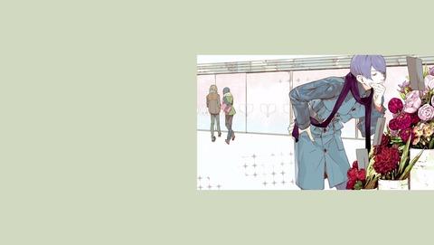 東京喰種 トーキョーグール 3話 EDイラスト 5