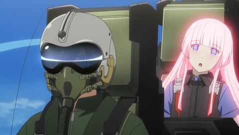 ガーリー・エアフォース 11話 感想 006