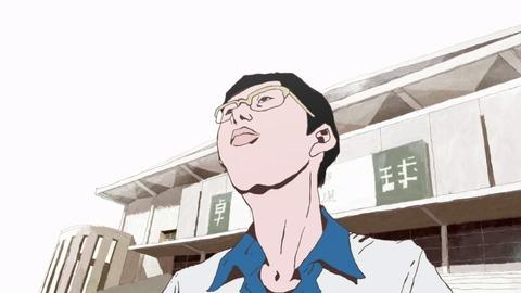 ピンポン THE ANIMATION 4話 感想 98