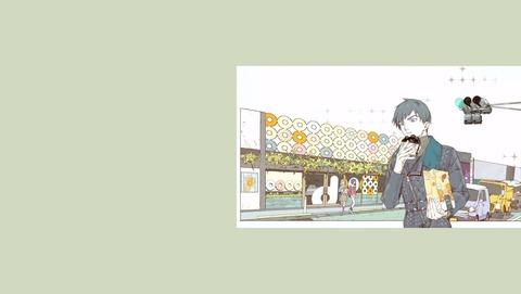 東京喰種 トーキョーグール 3話 EDイラスト 2