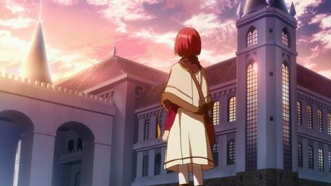 赤髪の白雪姫 6話 感想 246