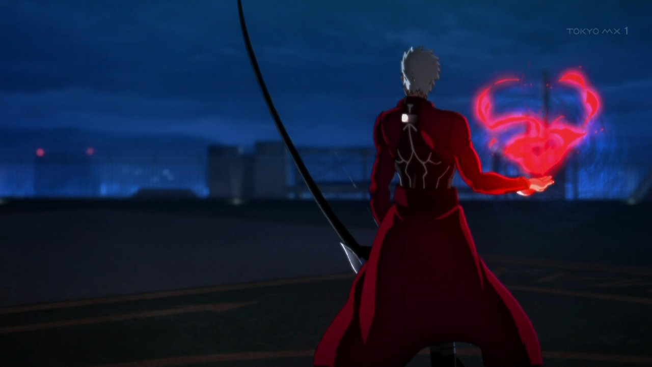 Fate/stay night UBW 3話 感想