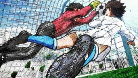 【キャプテン翼】第2話 感想 日本どころか世界のサッカー界も発展させた