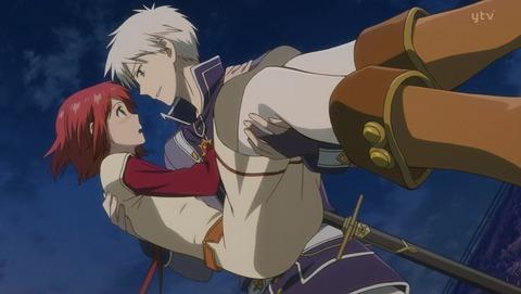 赤髪の白雪姫 2クール 24話 感想 最終回