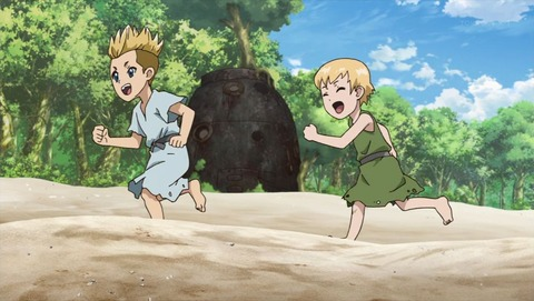 Dr.STONE 17話 感想 0210