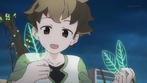 【ケムリクサ】第5話 感想 めっさ役に立つミドリちゃん!