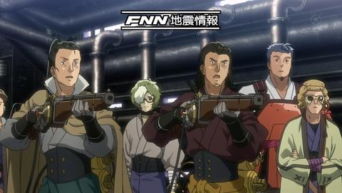 甲鉄城のカバネリ 5話 感想  35
