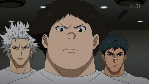 火ノ丸相撲 16話 感想 36
