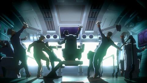 機動戦士ガンダム THE ORIGIN 13話 最終回 感想 09