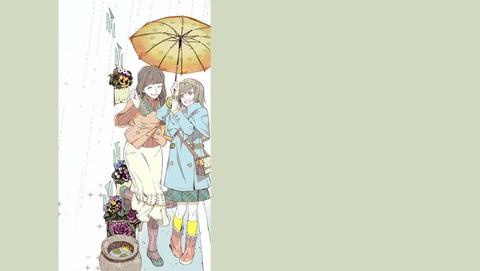 東京喰種 トーキョーグール 6話 EDイラスト