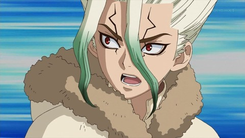 Dr.STONE 23話 感想 0090