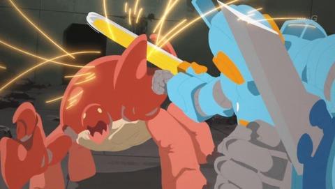 【映像研には手を出すな!】第8話 感想 ロボアニメ上映!